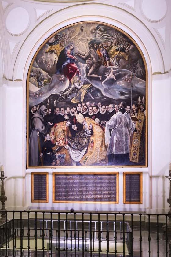 Ruta de los 7 monumentos de Toledo