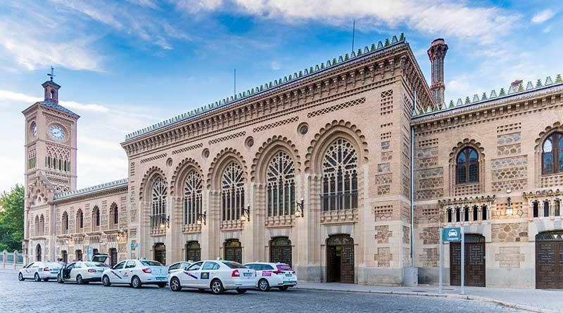 Estación del Ave de Toledo
