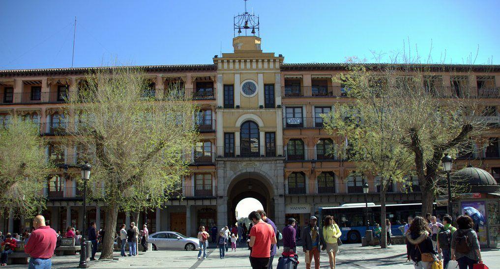 Plaza de Zocodóver
