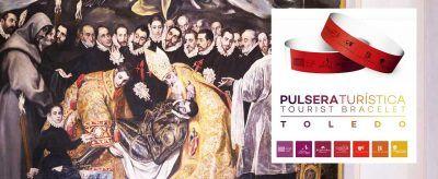 Pulsera Turística de Toledo