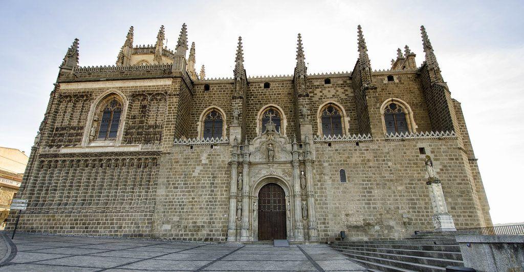 El Monasterio de San Juan de Los Reyes