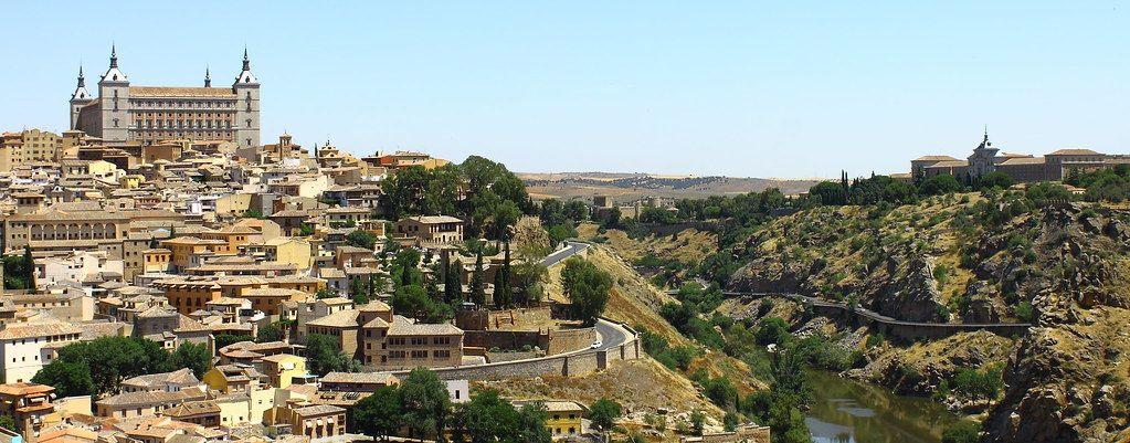 Visita Toledo con niños