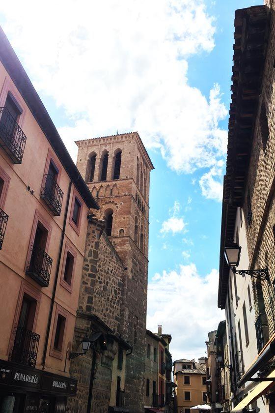 Ruta gratis por Toledo